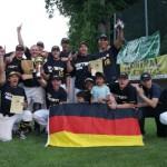 Hornets in Österreich erfolgreich