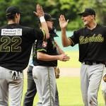 Saisonstart im Baseball-Norden / Fast-Absteiger gegen Vizemeister