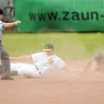Baseball-Dramatik pur: Regensburg gewinnt zweites Finalspiel mit 1:0