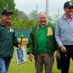 Hoher Besuch bei Mainz Athletics