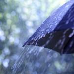 Im Norden regiert der Regen
