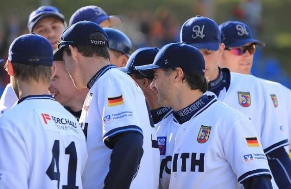 Die Heidenheim Heideköpfe sind nach der Rückkehr von Luke Sommer nun komplett (Foto: Heidenheim Heideköpfe)