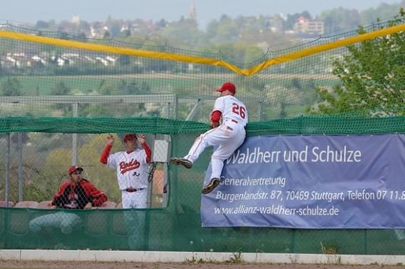 Die Stuttgart Reds haben Platz 6 als Saisonziel ausgegeben (Foto: Drobny, I.)