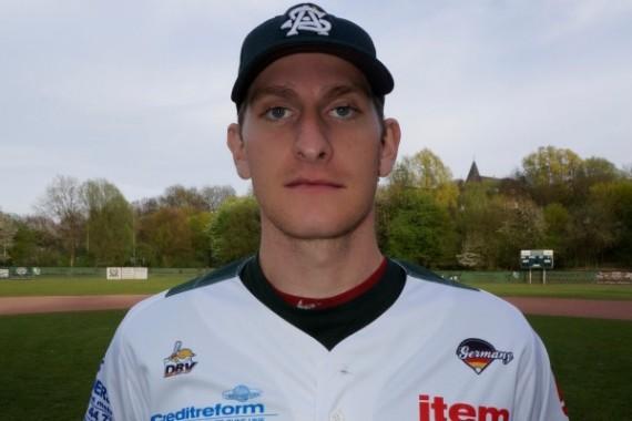 Chris Mezger ist der Spieler der Woche (Foto: Solingen Alligators)