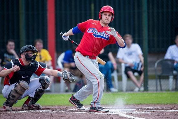 Adam Greenberg holte in einer Woche 2 Homeruns und 13 RBIs (Foto: Reinhardt, S.)