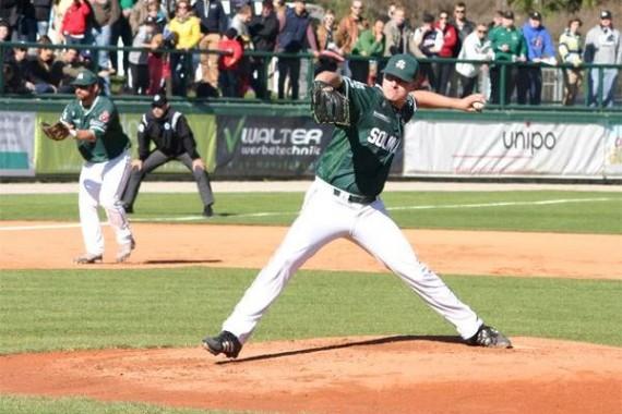 Andre Hughes ist in dieser Woche zu Gast bei Bases Loaded (Foto: Eisenhuth, G.)