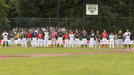 Die Bundesliga All-Stars gewannen den Vergleich mit der deutschen Nationalmannschaft (Foto: Eisenhuth, G.)