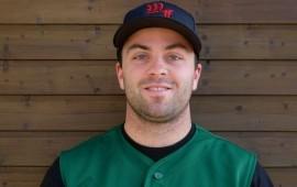 Jason Mahood dominierte mit 4 Homeruns, 5 Runs und 10 RBI in Spiel zwei gegen die Cologne Cardinals (Foto: Dohren Wild Farmers)