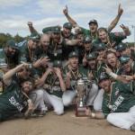 Solingen Alligators Deutscher Baseballmeister 2014