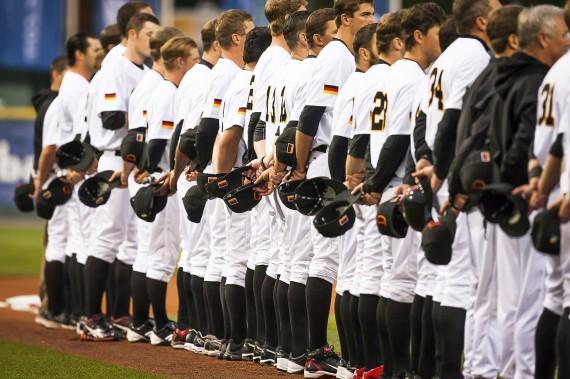 Deutschland trifft in der Vorrunde bei der Baseball-EM in Regensburg auf Italien, Schweden, Frankfreich, Belgien und Großbritannien (Foto: Keller, W.)
