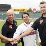 Ivan Rodriguez neuer Headcoach in Regensburg / Kai Gronauer Hitting Coach