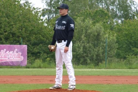 Wilson Lee spielte 2014 für Draci Brno in Tschechien
