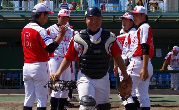 Takero Sorita ist der neue Catcher der Cologne Cardinals