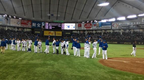 Team Europa gewinnt Spiel 2 der Serie in Japan (Foto: WBSC)