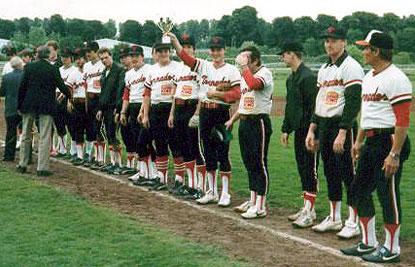 Tornados 1985