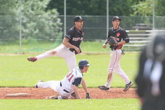 Auch Spiel zwei wurde in der Defensive entschieden (Foto: Gregor Eisenhuth, www.eisenhuth-photographie.de)