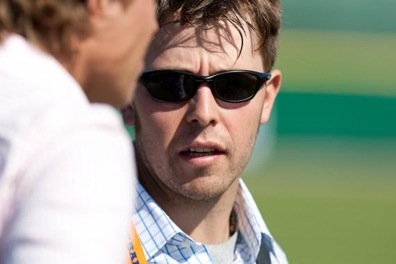 Dirk Fries ist seit Mitte März der DBV-Sportdirektor (Foto: Walter Keller, www.catchthefever.de)