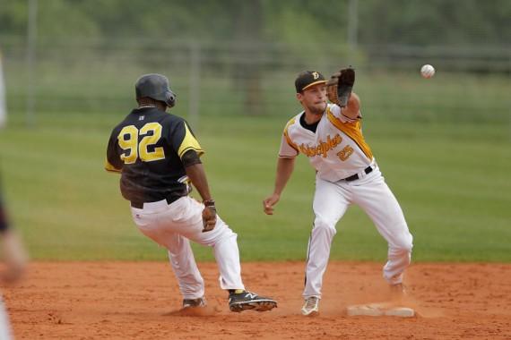Haar Disciples gewinnen Baseballkrimi gegen Bad Homburg Hornets (Foto: A. Freiesleben)