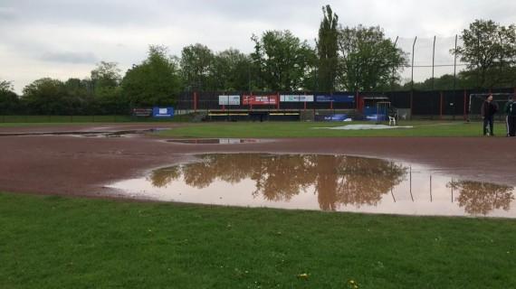 Rainout in Hamburg (Foto: Hamburg Stealers)