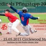 Mainz, Dortmund, Köln und die Schweiz beim Cardinals-Pfingstcup
