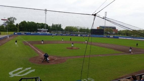Heidenheim verlor in Rotterdam mit 3:8 gegen ASD Rimini (Foto: Heidenheim Heideköpfe)