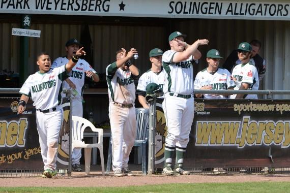 Solingen macht den Einzug in das Halbfinale perfekt. (Foto: Gregor Eisenhuth, www.eisenhuth- photographie.de)