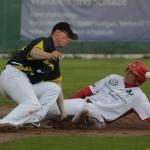 Play-downs Süd: Stuttgart und Mannheim siegen in Runde eins