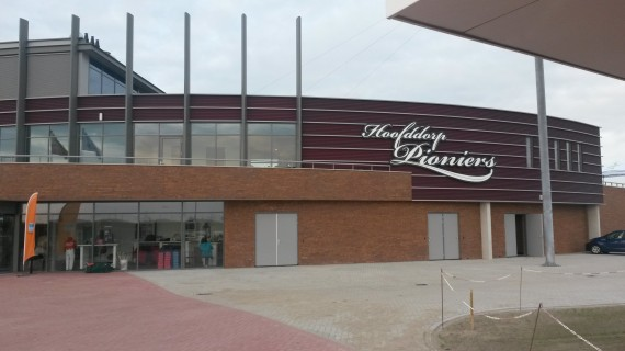 Der Baseball-Softball Komplex der Hoofddorp Pioniers wurde im April 2014 eröffnet (Foto: CEB)