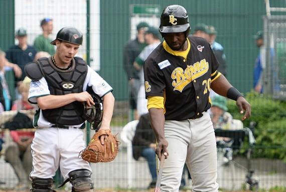 Bradley Roper-Hubbert ist in dieser Woche zu Gast bei Bases Loaded (Foto: Gregor Eisenhuth, www.eisenhuth-photographie.de)