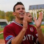 Simon Gühring immer noch ungläubig: Heidenheim holt den Titel