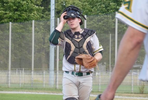 Jonathan Wagner erreichte mit den Mainz Athletics in seinem ersten Jahr gleich die Play-offs (Foto: Mainz Athletics)