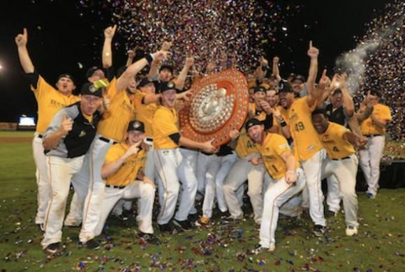 Final-MVP Donald Lutz gewinnt Australian Baseball League