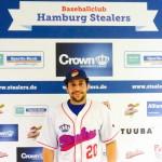 Nathan Poff bleibt in Hamburg