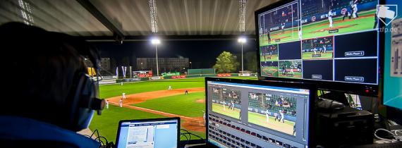 Verfolgt im Livestream die 1. Baseball-Bundesliga (Foto: Walter Keller)