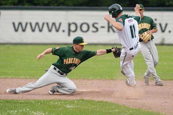 Spiel zwei konnten die Alligators für sich entscheiden (Foto: Gregor Eisenhuth, www.eisenhuth-photographie.de)
