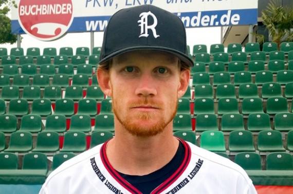 Clayton Voechting ist Regensburgs neuer Starting Pitcher (Foto: Stefan Müller)