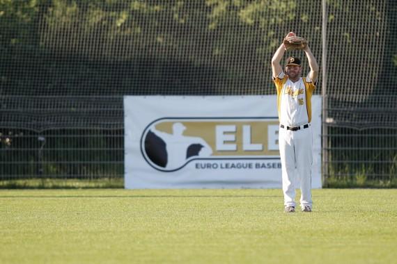 Die Disciples konnten sich in der ELB kein Selbstvertrauen für die anstehenden Aufgaben in der 1. Baseball-Bundesliga holen (Foto: Alexander Freiesleben, www.af-photo.de)