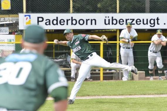 Wayne Ough läuft wieder für die Solingen Alligators auf (Foto: Gregor Eisenhuth, www.eisenhuth-photographie.de)