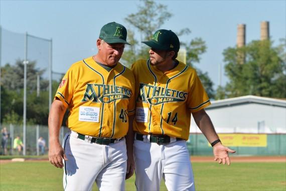 Mainzer Erfolgs-Coaches: Ulli Wermuth und Don Freeman (Foto: Gregor Eisenhuth, www.eisenhuth-photographie.de)