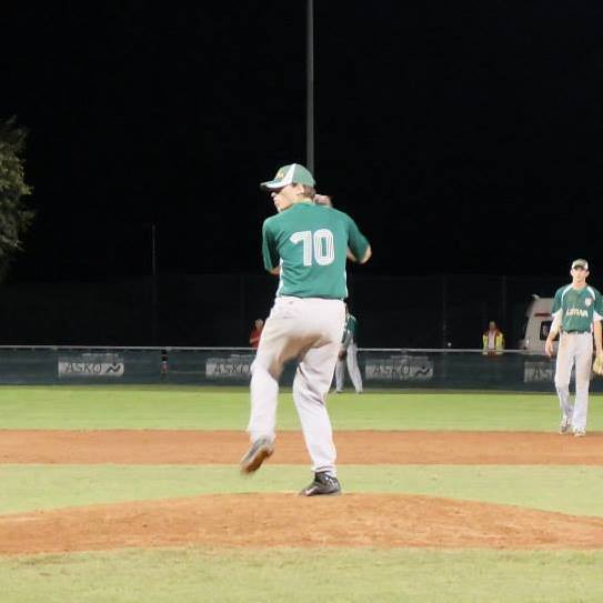 Ein Litauer wird für Dohren in der 1. Baseball-Bundesliga auflaufen