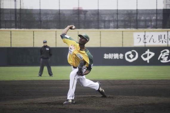 Wes Edwards wird die Rolle des Starting Pitchers in Spiel zwei übernehmen (Foto: Solingen Alligators)