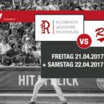 Legionäre-TV überträgt Buchbinder Legionäre vs Stuttgart Reds live