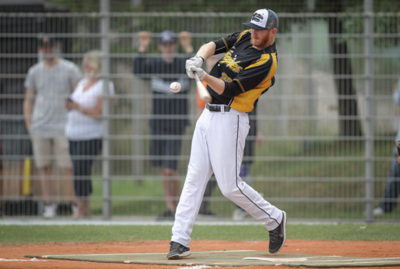 Hometown Hero Ryan Bollinger gewinnt Home Run Derby
