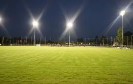 Mainz Athletics first Nightgame @ Athletics Ballpark
