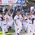 Buchbinder Legionäre erneut Mannschaft des Jahres
