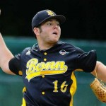 Best Pitcher Nord 2012: Charley Olson (Bonn Capitals)