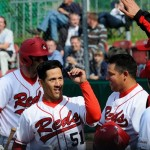 Hornets empfangen Reds in Bad Homburg