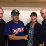 Sluggers mit neuem Trainer in Saison 2013