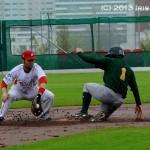 Athletics mit 17 Hits und 12 Runs zum Sieg in Stuttgart