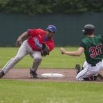 Athletics feiern elften Saisonerfolg / Dohren mit Split / Us mit Sweep